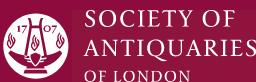 Society of Antiquaries London logo